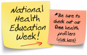 National Health Education Week